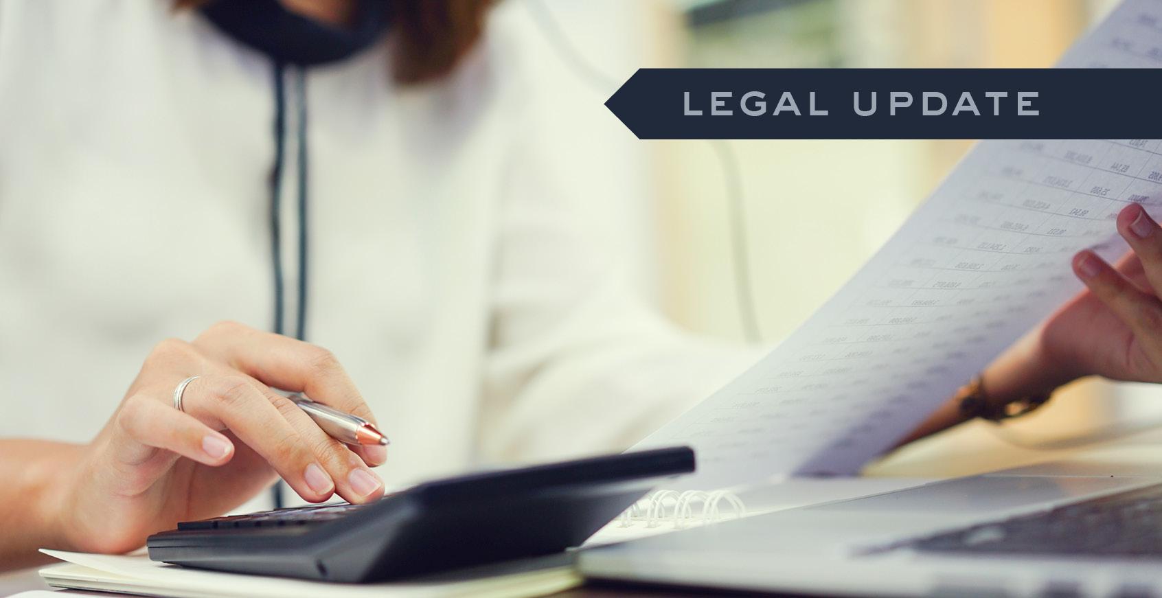 H-1B Processing Legal Update