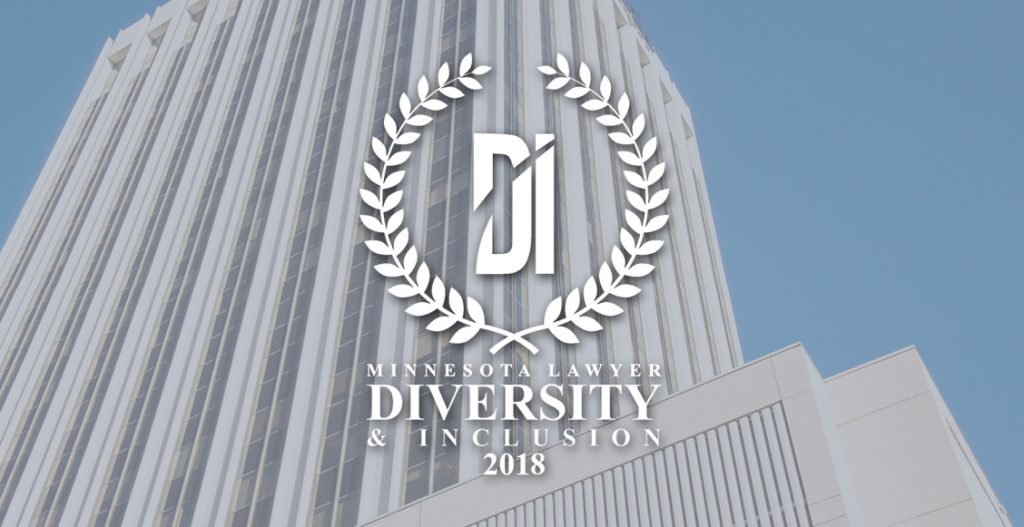 Minnesota Lawyer Diversity & Inclusion 2018