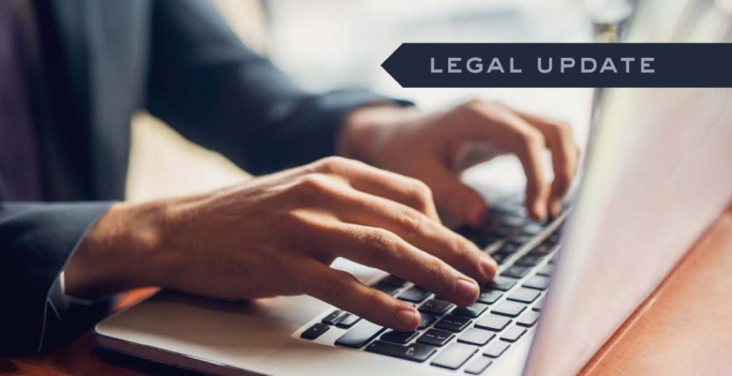 ADA Website Accessibility Legal Update