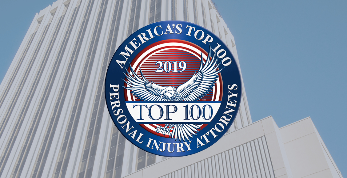 America's Top 100 Personal Injury Attorneys Top 100 2019